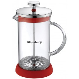 Stainless steel press tea leaves and coffee pot