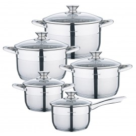 10 pcs cookware set