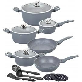15 pcs cookware set