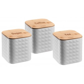 3 pcs canister set